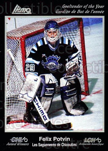 1991 7th Inning Sketch CHL Award Winners #26 Felix Potvin<br/>1 In Stock - $2.00 each - <a href=https://centericecollectibles.foxycart.com/cart?name=1991%207th%20Inning%20Sketch%20CHL%20Award%20Winners%20%2326%20Felix%20Potvin...&quantity_max=1&price=$2.00&code=217677 class=foxycart> Buy it now! </a>