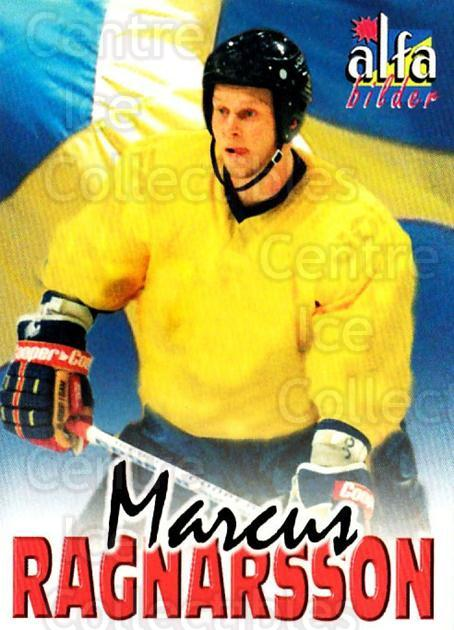 2004-05 Swedish Alfabilder Alfa Stars #17 Marcus Ragnarsson<br/>3 In Stock - $2.00 each - <a href=https://centericecollectibles.foxycart.com/cart?name=2004-05%20Swedish%20Alfabilder%20Alfa%20Stars%20%2317%20Marcus%20Ragnarss...&quantity_max=3&price=$2.00&code=217795 class=foxycart> Buy it now! </a>