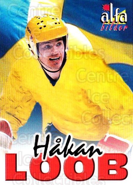 2004-05 Swedish Alfabilder Alfa Stars #52 Hakan Loob<br/>3 In Stock - $2.00 each - <a href=https://centericecollectibles.foxycart.com/cart?name=2004-05%20Swedish%20Alfabilder%20Alfa%20Stars%20%2352%20Hakan%20Loob...&quantity_max=3&price=$2.00&code=217825 class=foxycart> Buy it now! </a>