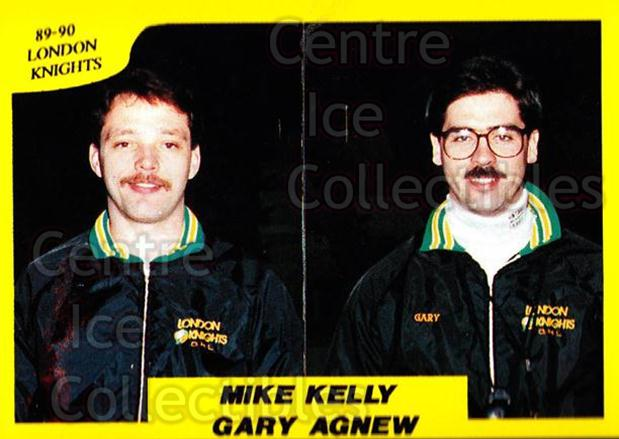1989-90 7th Inning Sketch OHL #47 Mike Kelly, Gary Agnew<br/>4 In Stock - $2.00 each - <a href=https://centericecollectibles.foxycart.com/cart?name=1989-90%207th%20Inning%20Sketch%20OHL%20%2347%20Mike%20Kelly,%20Gar...&quantity_max=4&price=$2.00&code=21839 class=foxycart> Buy it now! </a>