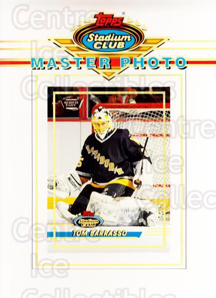 1993-94 Stadium Club Master Photos Winners Members Only One #12 Tom Barrasso<br/>2 In Stock - $5.00 each - <a href=https://centericecollectibles.foxycart.com/cart?name=1993-94%20Stadium%20Club%20Master%20Photos%20Winners%20Members%20Only%20One%20%2312%20Tom%20Barrasso...&price=$5.00&code=218948 class=foxycart> Buy it now! </a>