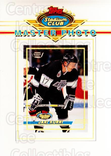 1993-94 Stadium Club Master Photos Winners Members Only Two #2 Jari Kurri<br/>2 In Stock - $10.00 each - <a href=https://centericecollectibles.foxycart.com/cart?name=1993-94%20Stadium%20Club%20Master%20Photos%20Winners%20Members%20Only%20Two%20%232%20Jari%20Kurri...&quantity_max=2&price=$10.00&code=218950 class=foxycart> Buy it now! </a>