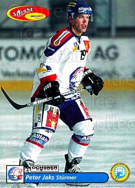 2001-02 Swiss Ice Hockey Cards #18 Peter Jaks<br/>2 In Stock - $2.00 each - <a href=https://centericecollectibles.foxycart.com/cart?name=2001-02%20Swiss%20Ice%20Hockey%20Cards%20%2318%20Peter%20Jaks...&quantity_max=2&price=$2.00&code=220563 class=foxycart> Buy it now! </a>