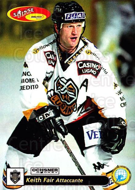 2001-02 Swiss Ice Hockey Cards #42 Keith Fair<br/>2 In Stock - $2.00 each - <a href=https://centericecollectibles.foxycart.com/cart?name=2001-02%20Swiss%20Ice%20Hockey%20Cards%20%2342%20Keith%20Fair...&quantity_max=2&price=$2.00&code=220587 class=foxycart> Buy it now! </a>