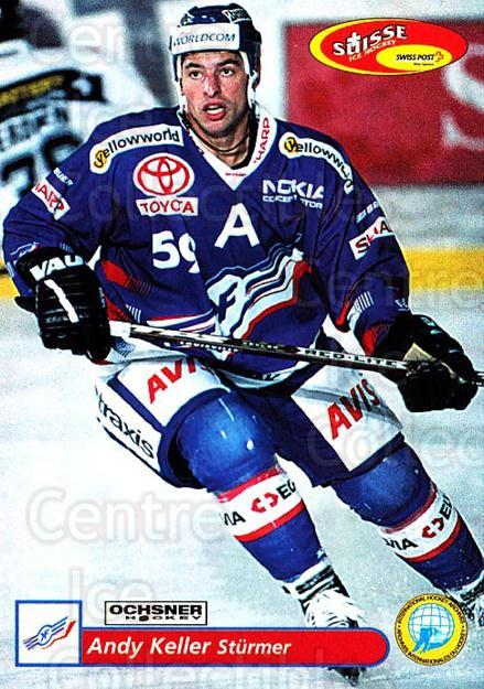 2001-02 Swiss Ice Hockey Cards #68 Andy Keller<br/>2 In Stock - $2.00 each - <a href=https://centericecollectibles.foxycart.com/cart?name=2001-02%20Swiss%20Ice%20Hockey%20Cards%20%2368%20Andy%20Keller...&quantity_max=2&price=$2.00&code=220613 class=foxycart> Buy it now! </a>