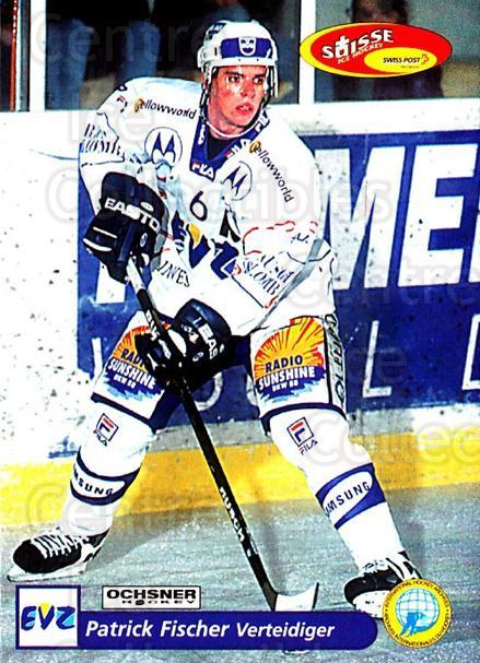 2001-02 Swiss Ice Hockey Cards #178 Patrick Fischer<br/>2 In Stock - $2.00 each - <a href=https://centericecollectibles.foxycart.com/cart?name=2001-02%20Swiss%20Ice%20Hockey%20Cards%20%23178%20Patrick%20Fischer...&quantity_max=2&price=$2.00&code=220723 class=foxycart> Buy it now! </a>