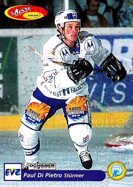 2001-02 Swiss Ice Hockey Cards #187 Paul DiPietro<br/>1 In Stock - $2.00 each - <a href=https://centericecollectibles.foxycart.com/cart?name=2001-02%20Swiss%20Ice%20Hockey%20Cards%20%23187%20Paul%20DiPietro...&quantity_max=1&price=$2.00&code=220732 class=foxycart> Buy it now! </a>
