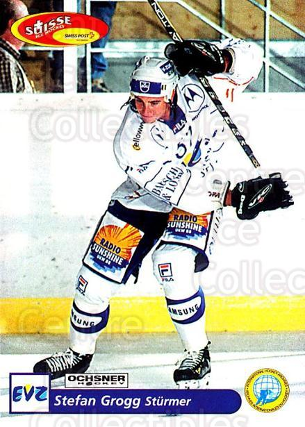 2001-02 Swiss Ice Hockey Cards #189 Stefan Grogg<br/>2 In Stock - $2.00 each - <a href=https://centericecollectibles.foxycart.com/cart?name=2001-02%20Swiss%20Ice%20Hockey%20Cards%20%23189%20Stefan%20Grogg...&quantity_max=2&price=$2.00&code=220734 class=foxycart> Buy it now! </a>