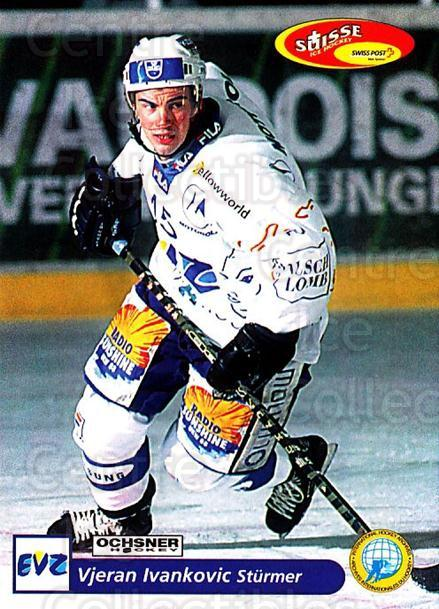 2001-02 Swiss Ice Hockey Cards #190 Vjeran Ivankovic<br/>2 In Stock - $2.00 each - <a href=https://centericecollectibles.foxycart.com/cart?name=2001-02%20Swiss%20Ice%20Hockey%20Cards%20%23190%20Vjeran%20Ivankovi...&quantity_max=2&price=$2.00&code=220735 class=foxycart> Buy it now! </a>