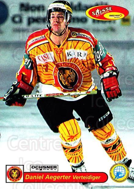 2001-02 Swiss Ice Hockey Cards #201 Daniel Aegerter<br/>2 In Stock - $2.00 each - <a href=https://centericecollectibles.foxycart.com/cart?name=2001-02%20Swiss%20Ice%20Hockey%20Cards%20%23201%20Daniel%20Aegerter...&quantity_max=2&price=$2.00&code=220746 class=foxycart> Buy it now! </a>
