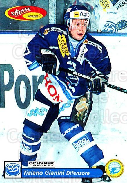 2001-02 Swiss Ice Hockey Cards #226 Tiziano Gianini<br/>2 In Stock - $2.00 each - <a href=https://centericecollectibles.foxycart.com/cart?name=2001-02%20Swiss%20Ice%20Hockey%20Cards%20%23226%20Tiziano%20Gianini...&quantity_max=2&price=$2.00&code=220771 class=foxycart> Buy it now! </a>