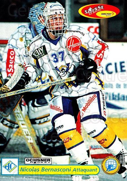 2001-02 Swiss Ice Hockey Cards #297 Nicolas Bernasconi<br/>2 In Stock - $2.00 each - <a href=https://centericecollectibles.foxycart.com/cart?name=2001-02%20Swiss%20Ice%20Hockey%20Cards%20%23297%20Nicolas%20Bernasc...&quantity_max=2&price=$2.00&code=220842 class=foxycart> Buy it now! </a>