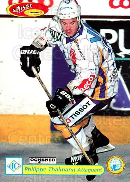 2001-02 Swiss Ice Hockey Cards #311 Philippe Thalmann<br/>2 In Stock - $2.00 each - <a href=https://centericecollectibles.foxycart.com/cart?name=2001-02%20Swiss%20Ice%20Hockey%20Cards%20%23311%20Philippe%20Thalma...&quantity_max=2&price=$2.00&code=220856 class=foxycart> Buy it now! </a>