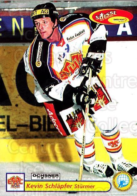 2001-02 Swiss Ice Hockey Cards #330 Kevin Schlapfer<br/>2 In Stock - $2.00 each - <a href=https://centericecollectibles.foxycart.com/cart?name=2001-02%20Swiss%20Ice%20Hockey%20Cards%20%23330%20Kevin%20Schlapfer...&quantity_max=2&price=$2.00&code=220875 class=foxycart> Buy it now! </a>
