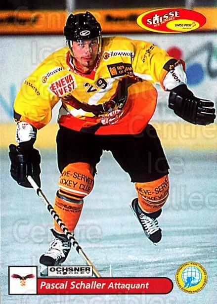 2001-02 Swiss Ice Hockey Cards #352 Pascal Stoller<br/>2 In Stock - $2.00 each - <a href=https://centericecollectibles.foxycart.com/cart?name=2001-02%20Swiss%20Ice%20Hockey%20Cards%20%23352%20Pascal%20Stoller...&quantity_max=2&price=$2.00&code=220897 class=foxycart> Buy it now! </a>