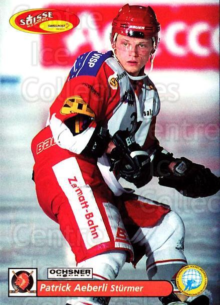 2001-02 Swiss Ice Hockey Cards #364 Patrick Aeberli<br/>2 In Stock - $2.00 each - <a href=https://centericecollectibles.foxycart.com/cart?name=2001-02%20Swiss%20Ice%20Hockey%20Cards%20%23364%20Patrick%20Aeberli...&quantity_max=2&price=$2.00&code=220909 class=foxycart> Buy it now! </a>