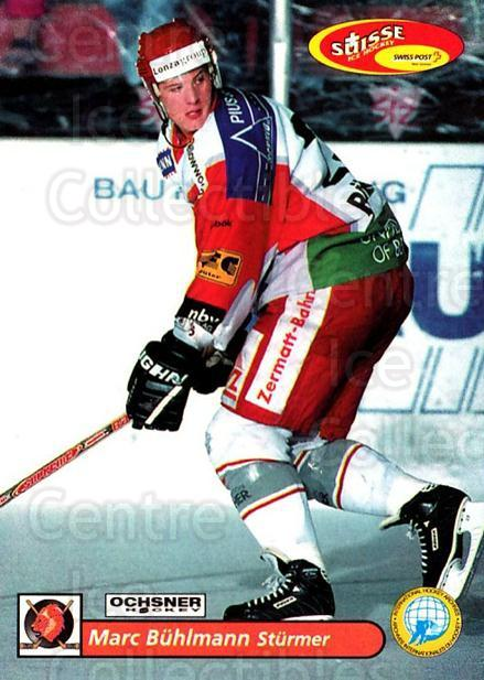 2001-02 Swiss Ice Hockey Cards #366 Marc Buhlmann<br/>2 In Stock - $2.00 each - <a href=https://centericecollectibles.foxycart.com/cart?name=2001-02%20Swiss%20Ice%20Hockey%20Cards%20%23366%20Marc%20Buhlmann...&quantity_max=2&price=$2.00&code=220911 class=foxycart> Buy it now! </a>