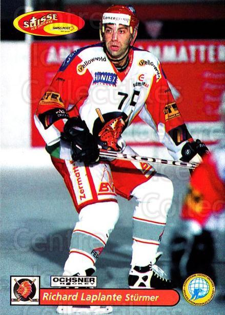 2001-02 Swiss Ice Hockey Cards #370 Richard Laplante<br/>1 In Stock - $2.00 each - <a href=https://centericecollectibles.foxycart.com/cart?name=2001-02%20Swiss%20Ice%20Hockey%20Cards%20%23370%20Richard%20Laplant...&quantity_max=1&price=$2.00&code=220915 class=foxycart> Buy it now! </a>