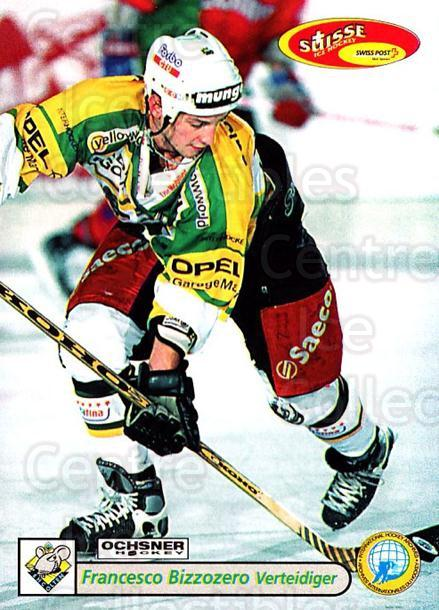 2001-02 Swiss Ice Hockey Cards #379 Francesco Bizzozero<br/>3 In Stock - $2.00 each - <a href=https://centericecollectibles.foxycart.com/cart?name=2001-02%20Swiss%20Ice%20Hockey%20Cards%20%23379%20Francesco%20Bizzo...&quantity_max=3&price=$2.00&code=220924 class=foxycart> Buy it now! </a>