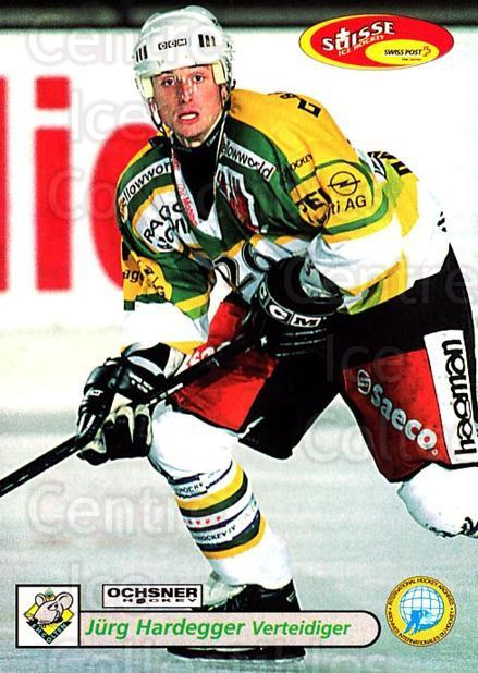 2001-02 Swiss Ice Hockey Cards #383 Jurg Hardegger<br/>2 In Stock - $2.00 each - <a href=https://centericecollectibles.foxycart.com/cart?name=2001-02%20Swiss%20Ice%20Hockey%20Cards%20%23383%20Jurg%20Hardegger...&quantity_max=2&price=$2.00&code=220928 class=foxycart> Buy it now! </a>