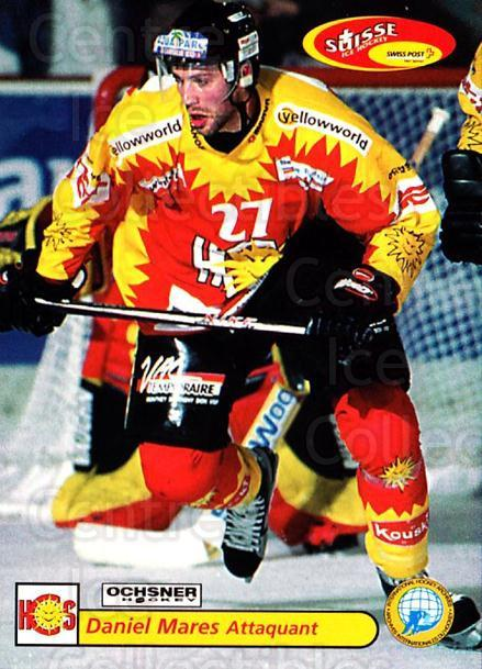 2001-02 Swiss Ice Hockey Cards #453 Daniel Mares<br/>2 In Stock - $2.00 each - <a href=https://centericecollectibles.foxycart.com/cart?name=2001-02%20Swiss%20Ice%20Hockey%20Cards%20%23453%20Daniel%20Mares...&quantity_max=2&price=$2.00&code=220998 class=foxycart> Buy it now! </a>
