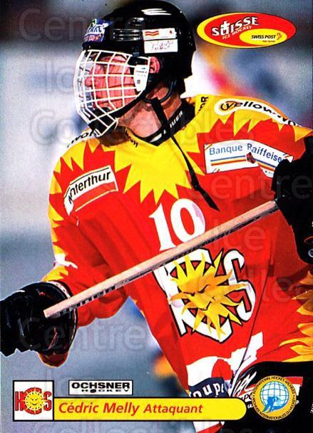 2001-02 Swiss Ice Hockey Cards #454 Cedric Melly<br/>2 In Stock - $2.00 each - <a href=https://centericecollectibles.foxycart.com/cart?name=2001-02%20Swiss%20Ice%20Hockey%20Cards%20%23454%20Cedric%20Melly...&quantity_max=2&price=$2.00&code=220999 class=foxycart> Buy it now! </a>