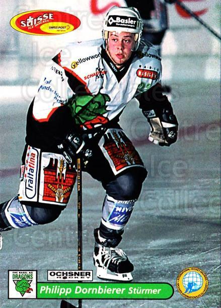 2001-02 Swiss Ice Hockey Cards #490 Philipp Dornbierer<br/>2 In Stock - $2.00 each - <a href=https://centericecollectibles.foxycart.com/cart?name=2001-02%20Swiss%20Ice%20Hockey%20Cards%20%23490%20Philipp%20Dornbie...&quantity_max=2&price=$2.00&code=221035 class=foxycart> Buy it now! </a>