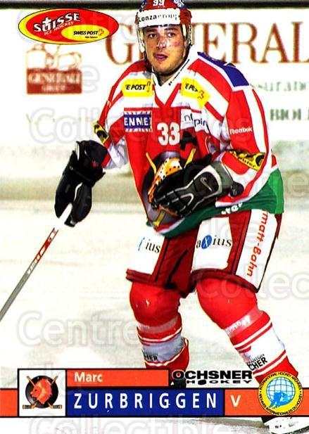 2002-03 Swiss Ice Hockey Cards #341 Marc Zurbriggen<br/>2 In Stock - $2.00 each - <a href=https://centericecollectibles.foxycart.com/cart?name=2002-03%20Swiss%20Ice%20Hockey%20Cards%20%23341%20Marc%20Zurbriggen...&quantity_max=2&price=$2.00&code=221386 class=foxycart> Buy it now! </a>