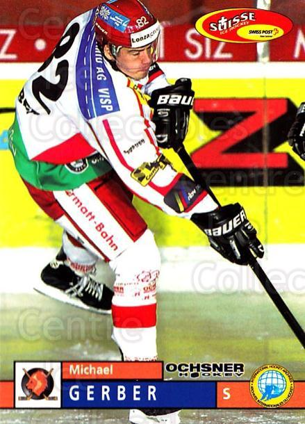 2002-03 Swiss Ice Hockey Cards #343 Michael Gerber<br/>2 In Stock - $2.00 each - <a href=https://centericecollectibles.foxycart.com/cart?name=2002-03%20Swiss%20Ice%20Hockey%20Cards%20%23343%20Michael%20Gerber...&quantity_max=2&price=$2.00&code=221388 class=foxycart> Buy it now! </a>