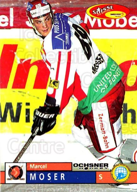 2002-03 Swiss Ice Hockey Cards #347 Marcel Moser<br/>1 In Stock - $2.00 each - <a href=https://centericecollectibles.foxycart.com/cart?name=2002-03%20Swiss%20Ice%20Hockey%20Cards%20%23347%20Marcel%20Moser...&quantity_max=1&price=$2.00&code=221392 class=foxycart> Buy it now! </a>