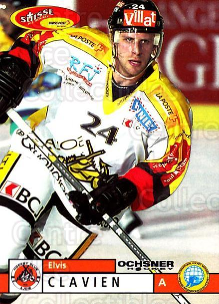 2002-03 Swiss Ice Hockey Cards #363 Elvis Clavien<br/>2 In Stock - $2.00 each - <a href=https://centericecollectibles.foxycart.com/cart?name=2002-03%20Swiss%20Ice%20Hockey%20Cards%20%23363%20Elvis%20Clavien...&quantity_max=2&price=$2.00&code=221408 class=foxycart> Buy it now! </a>