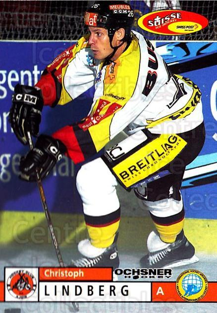 2002-03 Swiss Ice Hockey Cards #368 Chris Lindberg<br/>1 In Stock - $2.00 each - <a href=https://centericecollectibles.foxycart.com/cart?name=2002-03%20Swiss%20Ice%20Hockey%20Cards%20%23368%20Chris%20Lindberg...&quantity_max=1&price=$2.00&code=221413 class=foxycart> Buy it now! </a>