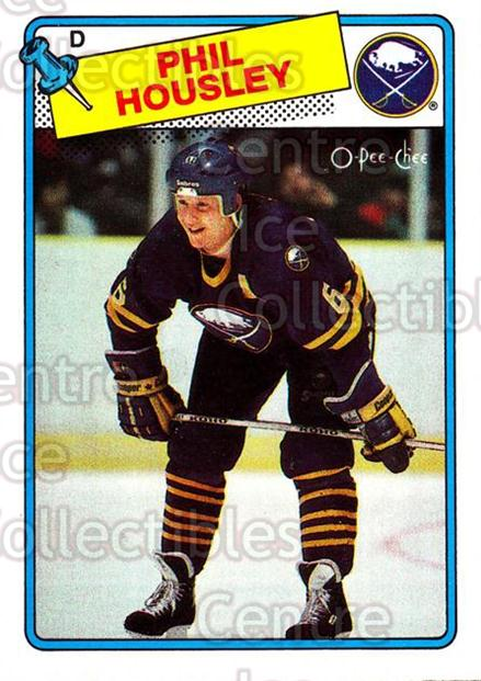 1988-89 O-Pee-Chee #119 Phil Housley<br/>10 In Stock - $1.00 each - <a href=https://centericecollectibles.foxycart.com/cart?name=1988-89%20O-Pee-Chee%20%23119%20Phil%20Housley...&quantity_max=10&price=$1.00&code=22149 class=foxycart> Buy it now! </a>