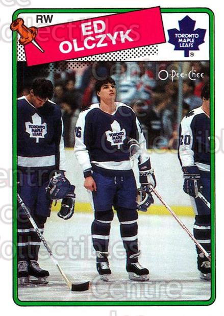 1988-89 O-Pee-Chee #125 Ed Olczyk<br/>12 In Stock - $1.00 each - <a href=https://centericecollectibles.foxycart.com/cart?name=1988-89%20O-Pee-Chee%20%23125%20Ed%20Olczyk...&quantity_max=12&price=$1.00&code=22153 class=foxycart> Buy it now! </a>