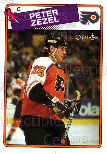 1988-89 O-Pee-Chee #146 Peter Zezel<br/>11 In Stock - $1.00 each - <a href=https://centericecollectibles.foxycart.com/cart?name=1988-89%20O-Pee-Chee%20%23146%20Peter%20Zezel...&quantity_max=11&price=$1.00&code=22176 class=foxycart> Buy it now! </a>