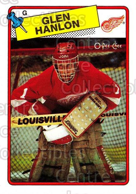 1988-89 O-Pee-Chee #150 Glen Hanlon<br/>11 In Stock - $1.00 each - <a href=https://centericecollectibles.foxycart.com/cart?name=1988-89%20O-Pee-Chee%20%23150%20Glen%20Hanlon...&quantity_max=11&price=$1.00&code=22181 class=foxycart> Buy it now! </a>