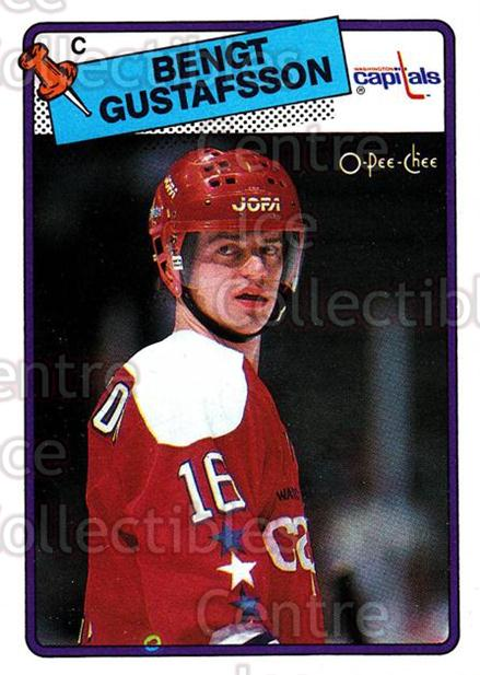 1988-89 O-Pee-Chee #151 Bengt Gustafsson<br/>8 In Stock - $1.00 each - <a href=https://centericecollectibles.foxycart.com/cart?name=1988-89%20O-Pee-Chee%20%23151%20Bengt%20Gustafsso...&quantity_max=8&price=$1.00&code=22182 class=foxycart> Buy it now! </a>