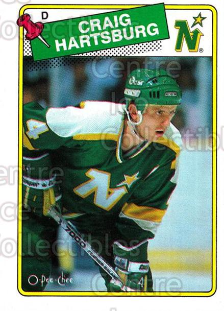 1988-89 O-Pee-Chee #159 Craig Hartsburg<br/>11 In Stock - $1.00 each - <a href=https://centericecollectibles.foxycart.com/cart?name=1988-89%20O-Pee-Chee%20%23159%20Craig%20Hartsburg...&quantity_max=11&price=$1.00&code=22190 class=foxycart> Buy it now! </a>