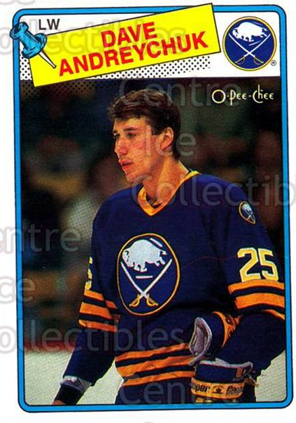 1988-89 O-Pee-Chee #163 Dave Andreychuk<br/>10 In Stock - $1.00 each - <a href=https://centericecollectibles.foxycart.com/cart?name=1988-89%20O-Pee-Chee%20%23163%20Dave%20Andreychuk...&quantity_max=10&price=$1.00&code=22193 class=foxycart> Buy it now! </a>