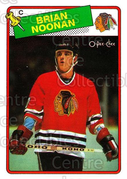1988-89 O-Pee-Chee #165 Brian Noonan<br/>6 In Stock - $1.00 each - <a href=https://centericecollectibles.foxycart.com/cart?name=1988-89%20O-Pee-Chee%20%23165%20Brian%20Noonan...&quantity_max=6&price=$1.00&code=22195 class=foxycart> Buy it now! </a>