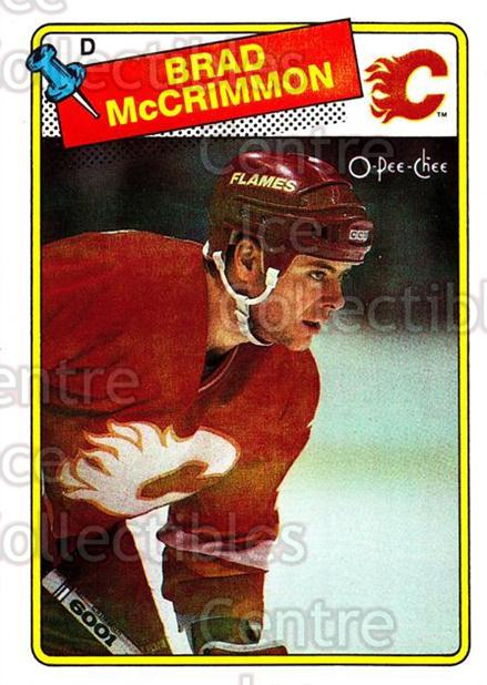 1988-89 O-Pee-Chee #178 Brad McCrimmon<br/>9 In Stock - $1.00 each - <a href=https://centericecollectibles.foxycart.com/cart?name=1988-89%20O-Pee-Chee%20%23178%20Brad%20McCrimmon...&quantity_max=9&price=$1.00&code=22208 class=foxycart> Buy it now! </a>