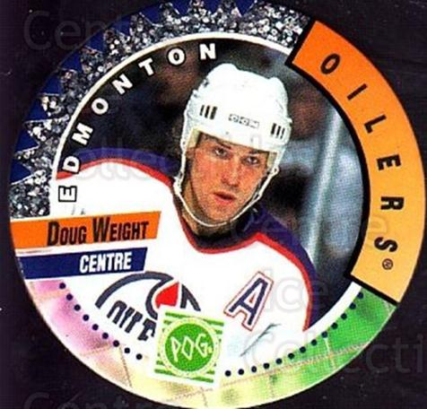 1994-95 Canada Games NHL POGS #101 Doug Weight<br/>6 In Stock - $1.00 each - <a href=https://centericecollectibles.foxycart.com/cart?name=1994-95%20Canada%20Games%20NHL%20POGS%20%23101%20Doug%20Weight...&quantity_max=6&price=$1.00&code=2222 class=foxycart> Buy it now! </a>