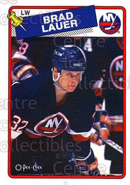 1988-89 O-Pee-Chee #226 Brad Lauer<br/>5 In Stock - $1.00 each - <a href=https://centericecollectibles.foxycart.com/cart?name=1988-89%20O-Pee-Chee%20%23226%20Brad%20Lauer...&quantity_max=5&price=$1.00&code=22253 class=foxycart> Buy it now! </a>