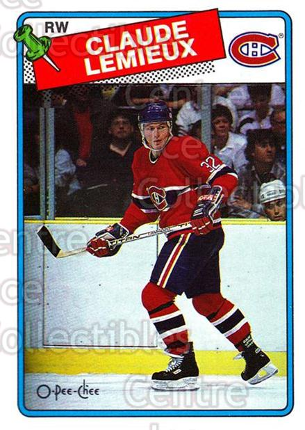 1988-89 O-Pee-Chee #227 Claude Lemieux<br/>5 In Stock - $1.00 each - <a href=https://centericecollectibles.foxycart.com/cart?name=1988-89%20O-Pee-Chee%20%23227%20Claude%20Lemieux...&quantity_max=5&price=$1.00&code=22254 class=foxycart> Buy it now! </a>