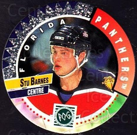 1994-95 Canada Games NHL POGS #104 Stu Barnes<br/>7 In Stock - $1.00 each - <a href=https://centericecollectibles.foxycart.com/cart?name=1994-95%20Canada%20Games%20NHL%20POGS%20%23104%20Stu%20Barnes...&quantity_max=7&price=$1.00&code=2225 class=foxycart> Buy it now! </a>