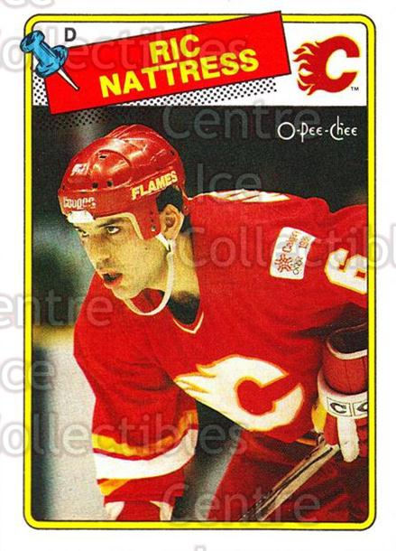 1988-89 O-Pee-Chee #238 Ric Nattress<br/>5 In Stock - $1.00 each - <a href=https://centericecollectibles.foxycart.com/cart?name=1988-89%20O-Pee-Chee%20%23238%20Ric%20Nattress...&quantity_max=5&price=$1.00&code=22266 class=foxycart> Buy it now! </a>