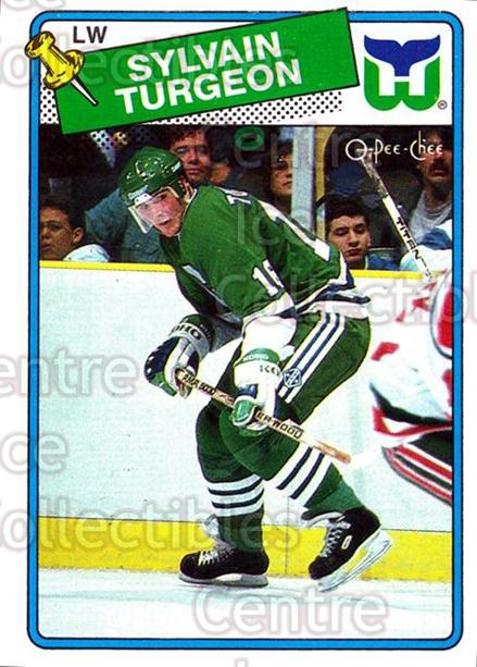 1988-89 O-Pee-Chee #24 Sylvain Turgeon<br/>11 In Stock - $1.00 each - <a href=https://centericecollectibles.foxycart.com/cart?name=1988-89%20O-Pee-Chee%20%2324%20Sylvain%20Turgeon...&quantity_max=11&price=$1.00&code=22268 class=foxycart> Buy it now! </a>
