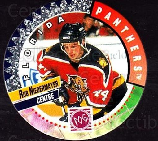 1994-95 Canada Games NHL POGS #109 Rob Niedermayer<br/>6 In Stock - $1.00 each - <a href=https://centericecollectibles.foxycart.com/cart?name=1994-95%20Canada%20Games%20NHL%20POGS%20%23109%20Rob%20Niedermayer...&quantity_max=6&price=$1.00&code=2229 class=foxycart> Buy it now! </a>