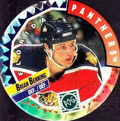 1994-95 Canada Games NHL POGS #111 Brian Benning<br/>7 In Stock - $1.00 each - <a href=https://centericecollectibles.foxycart.com/cart?name=1994-95%20Canada%20Games%20NHL%20POGS%20%23111%20Brian%20Benning...&quantity_max=7&price=$1.00&code=2231 class=foxycart> Buy it now! </a>