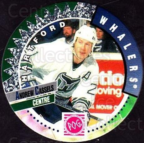 1994-95 Canada Games NHL POGS #113 Andrew Cassels<br/>7 In Stock - $1.00 each - <a href=https://centericecollectibles.foxycart.com/cart?name=1994-95%20Canada%20Games%20NHL%20POGS%20%23113%20Andrew%20Cassels...&quantity_max=7&price=$1.00&code=2233 class=foxycart> Buy it now! </a>